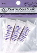 Crystal Coat Glaze 3/Pkg-