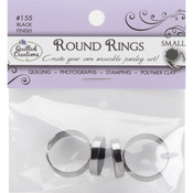 "Small .625"" (16mm) - Jewelry Rings 2/Pkg"