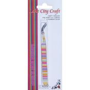 Rainbow - Curved Fine Point Tweezers