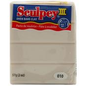 Translucent - Sculpey III Polymer Clay 2oz