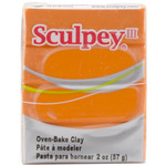 Sweet Potato - Sculpey III Polymer Clay 2oz