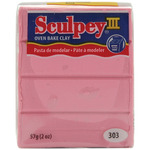 Dusty Rose - Sculpey III Polymer Clay 2oz
