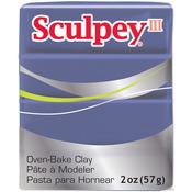 Gentle Plum - Sculpey III Polymer Clay 2oz
