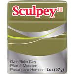 Camouflage - Sculpey III Polymer Clay 2oz