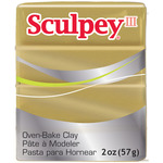 Buried Treasure - Sculpey III Polymer Clay 2oz
