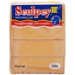 Gold - Sculpey III Polymer Clay 2oz