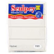 Pearl - Sculpey III Polymer Clay 2oz