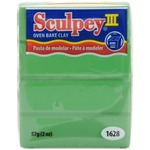 String Bean - Sculpey III Polymer Clay 2oz
