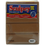 Hazelnut - Sculpey III Polymer Clay 2oz