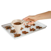 """5""""X4"""" - Easy-Pour Candy Making Funnel"""