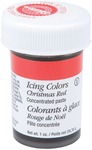 Christmas Red - Icing Colors 1oz