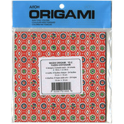 "Chiyogami - Origami Paper 5.875""X5.875"" 24 Sheets"