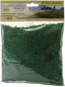 Grass - Blended Turf 20 Cubic Inches/Pkg