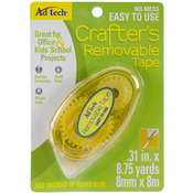 ".31""X315"" - Crafter's Tape Repositionable Glue Runner"
