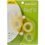 ".31""X315"" - Crafter's Tape Repositionable Glue Runner Refill"