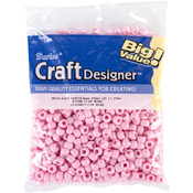 Light Pink - Pony Beads 6x9mm 720/Pkg