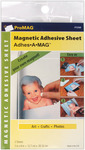 "5""X8"" 2/Pkg - ProMag Adhesive Magnetic Sheet"