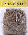 Natural - Spanish Moss 4oz/Pkg