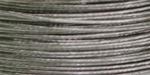 Silver - Craft & Jewelry 7-Strand Beading Wire .45mm 40'/Pkg