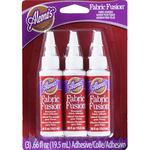Aleene's Fabric Fusion Permanent Adhesive 3/Pkg