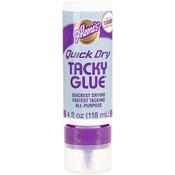 "4oz - Aleene's Always Ready Quick Dry ""Tacky"" Glue"