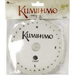 """Round - Kumihimo Braiding Loom 5.375"""" 1/Pkg"""