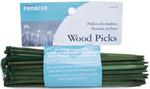"Green - Wire Floral Picks 6"" 60/Pkg"