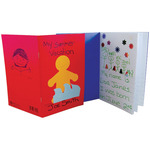 """Assorted Colors - My Storybook 5.5""""X8.5"""" 24 Pages"""
