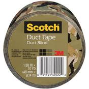 "Camo - Scotch Printed Duct Tape 1.88""X10yd"