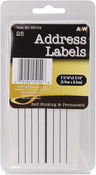 "Address 2.3125""X3.3125"" 25/Pkg - Labels"
