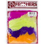 Jewel - Turkey Flat Feathers 36/Pkg