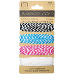 Peony - Bamboo Bakers Twine Carded Set 2 Ply 410'/Pkg