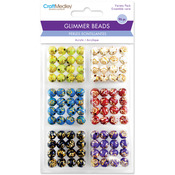 Gilded Rose - Glimmer Acrylic Disco Ball Bead Variety Pack