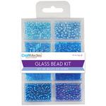 The Blues - Glass Bead Kit 45g/Pkg