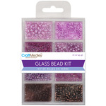 Viola - Glass Bead Kit 45g/Pkg