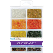Dazzling Metallics - Glass Bead Kit 45g/Pkg