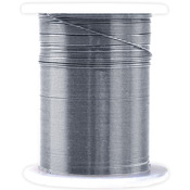 Silver - Metallic Beading & Jewelry Wire 28 Gauge 32'/Pkg