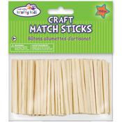 """Craft Match Sticks - Natural 2"""" 750/Pkg"""
