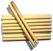 """Natural 3/8"""" 10/Pkg - Wood Craft Dowels 6"""""""