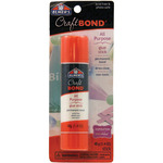 Clear - Elmers Craftbond All Purpose Glue Stick 1.4oz