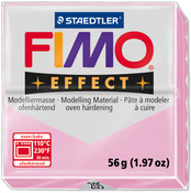 Light Pink - Fimo Effect Polymer Clay 2oz