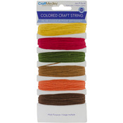 Darks - Multi-Purpose Colored Craft String