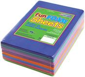 "Fashion Assortment - Foam Sheets 1.5mm 4""X6"" 30/Pkg"