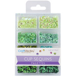 Go Green - Cup Sequins