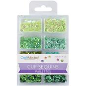 Go Green - Cup Sequins