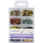 Dazzling Metallics - Cup Sequins