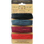 Autumn Nights - Hemp Cord 20lb 120'/Pkg