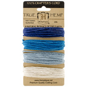 Tide Pool - Hemp Cord 20lb 120'/Pkg