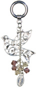 Silver Bird Cluster - Jewelry Basics Metal Accent 1/Pkg