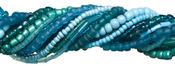 Teal - Jewelry Basics Glass Seed Bead Mix 90g